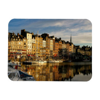 Honfleur, near Normandy in France Magnet