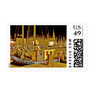 Honfleur, One of France's Prettiest Ports Postage