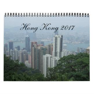 Hong Kong 2017 Calendar