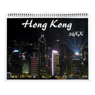 hong kong 2018 calendar