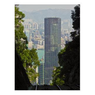 Hong Kong and Kowloon Postcard