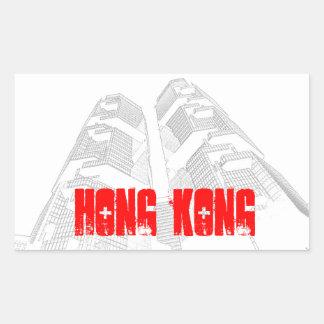 Hong Kong Architecture Sticker