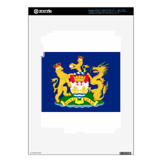 Hong Kong Autonomy Movement Flag iPad 3 Skin