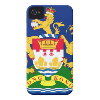 Hong Kong Autonomy Movement Flag iPhone 4 Case-Mate Case