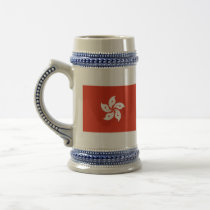 hong kong beer stein