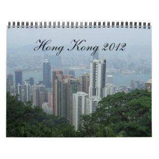 Hong Kong Calendar, Travel Calendar China