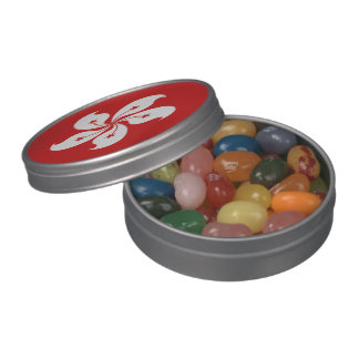 Hong Kong Jelly Belly Candy Tins