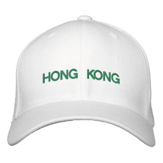 Hong Kong Cap Baseball Cap
