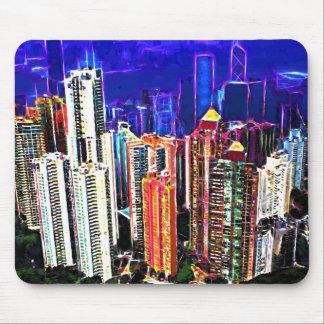 Hong Kong céntrico: China: Mousepad