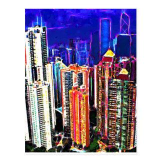 Hong Kong céntrico: China: Postal