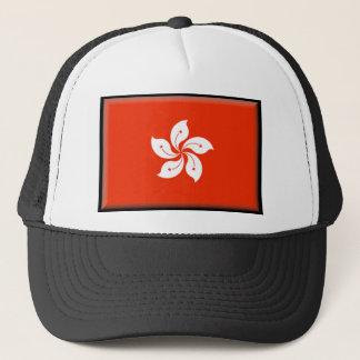 Hong Kong (China) Flag Trucker Hat