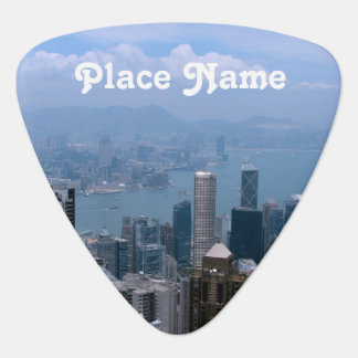 Hong Kong Cityscape Pick