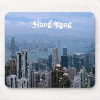 Hong Kong Cityscape Mousepads