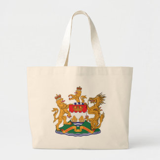 Hong Kong Coat of Arms (1959) Bags