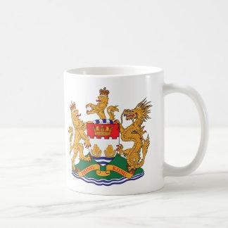 Hong Kong Coat of Arms (1959) Coffee Mug