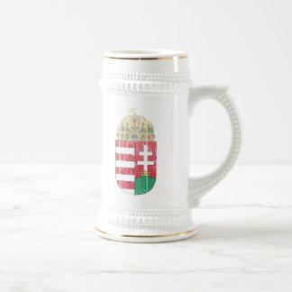 Hong Kong Coat Of Arms Beer Stein
