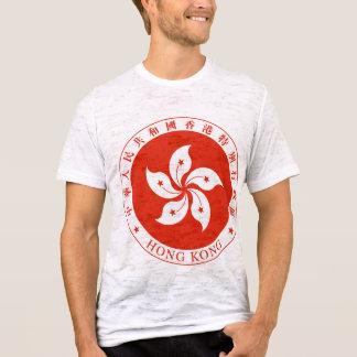 Hong Kong Coat of Arms detail T-Shirt