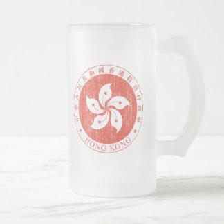 Hong Kong Coat Of Arms Coffee Mugs