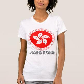 Hong Kong Coat of Arms T Shirts