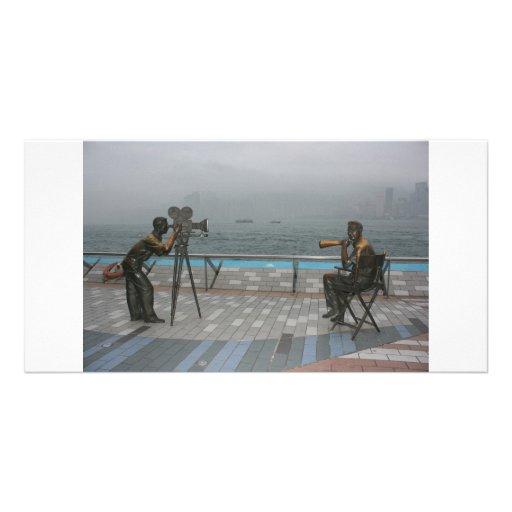 Hong Kong Customized Photo Card