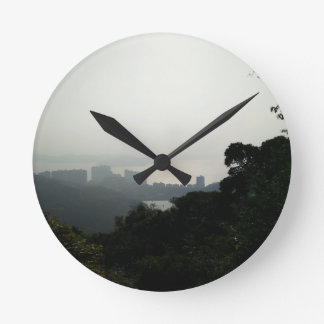 Hong Kong Dawn Clock