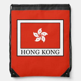 Hong Kong Drawstring Bag