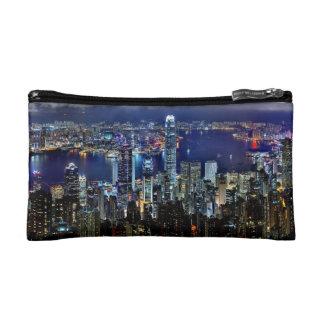 Hong Kong en el bolso del caballero