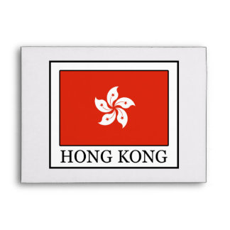 Hong Kong Envelope