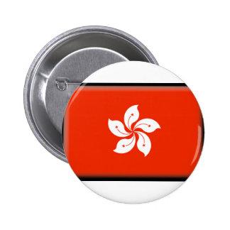 Hong Kong Flag Pins