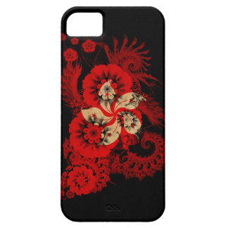 Hong Kong Flag iPhone 5 Cases