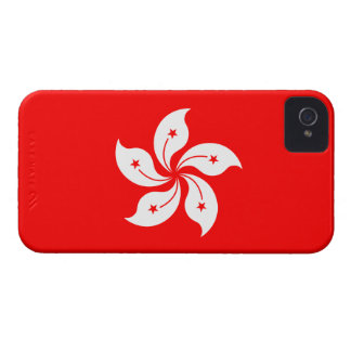 "Hong Kong Flag ""Classic"" Case-Mate iPhone 4 Case"