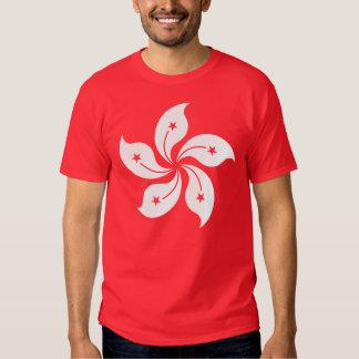 "Hong Kong Flag ""Classic"" Tee Shirt"