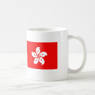 Hong Kong Flag Coffee Mug