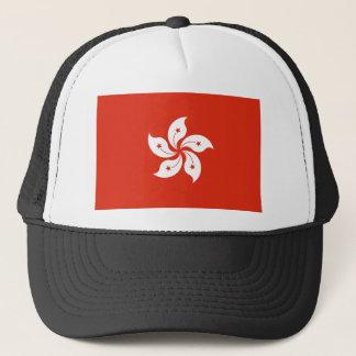 Hong Kong Flag HK Trucker Hat