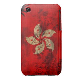 Hong Kong Flag iPhone 3 Case