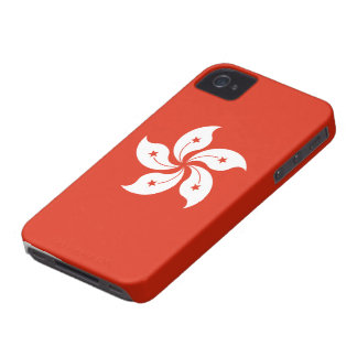 Hong Kong Flag iPhone 4 Case-Mate Case