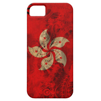 Hong Kong Flag iPhone SE/5/5s Case
