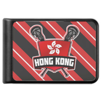Hong Kong Flag Lacrosse Battery Pack Power Bank