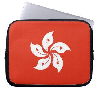 Hong Kong Flag Laptop Sleeve