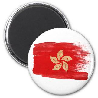 Hong Kong Flag Magnets