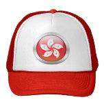 "Hong Kong Flag ""Orb"" Trucker Hat"