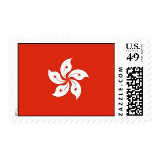 Hong Kong Flag Postage