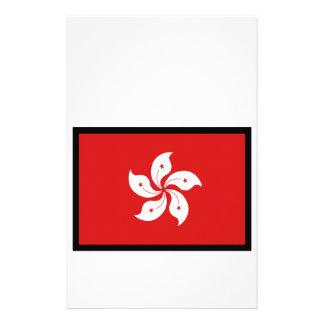 HONG KONG FLAG STATIONERY PAPER