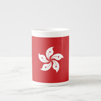 Hong Kong Flag Tea Cup