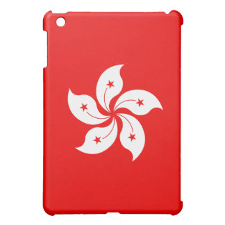 Hong Kong Flag White Orchid Symbol Case For The iPad Mini
