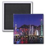 Hong Kong Fridge Magnets