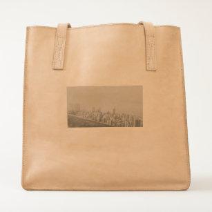 b132833bf99f Hong Kong Skyline Tote Bags