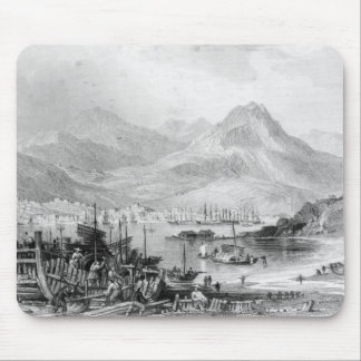 Hong-Kong from Kow-loon Mouse Pads