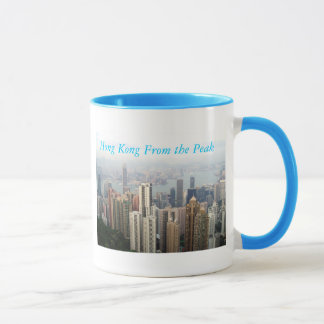 Hong Kong From The Peak Mug