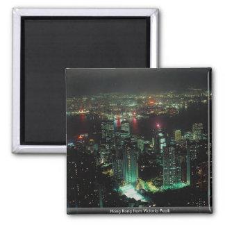 Hong Kong from Victoria Peak Magnet